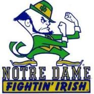 Notre Dame BCS Ranked #1…Congratulations!