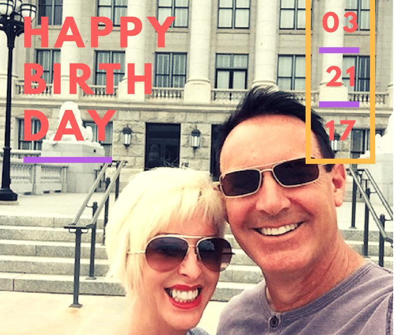 Happy Birthday Kim!