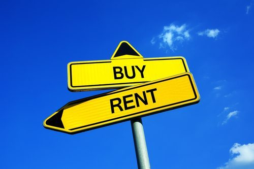 Buying A Home Or Renting, You're Paying Someones Mortgage